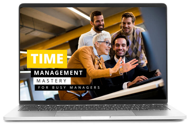 Time Management Mastery for Busy Managers