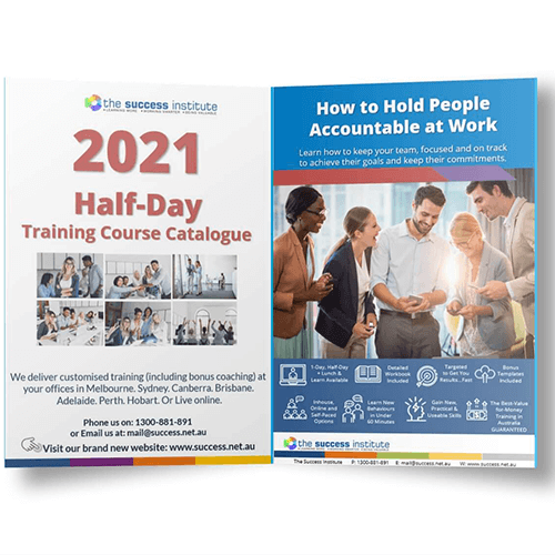 2021 Employee & Management Half-Day Courses