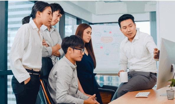 addressing employee weaknesses through training success institute australia